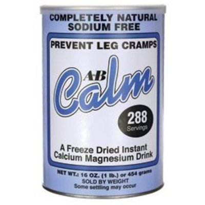 Freeze Dried Cal Mag A To B Calm 16 oz Powder