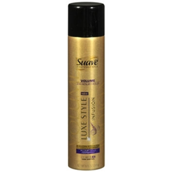 Suave® Volume Plump Non-Aerosol Hairspray