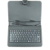 Club Electronics Quantum FX Android 7' Tablet Keyboard Silver/gray