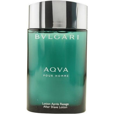 Bvlgari Aqva Pour Homme By Bvlgari For Men. Aftershave Pour 3.4 Oz.
