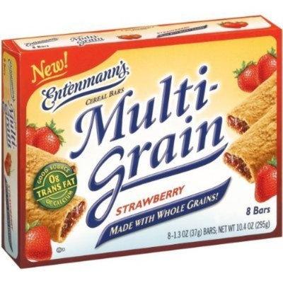Entenmann's Cereal Bars Multi-Grain Strawberry 8 Bars