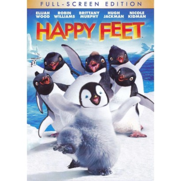 Happy Feet Dvd (Fullscreen) from Warner Bros.