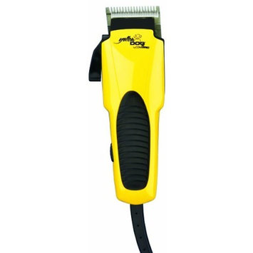 Conair Yellow Dog 11-Piece Home Grooming Kit, Dog Home Grooming, Yellow