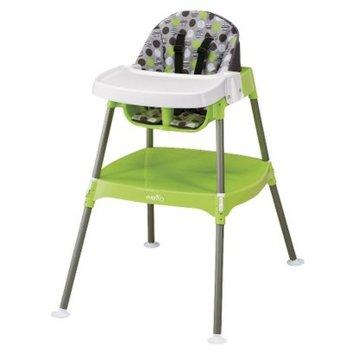 Evenflo Convertible High Chair - Dottie Lime