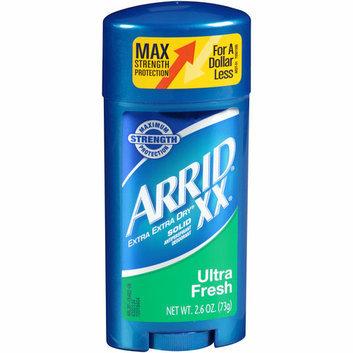 Arrid XX Ultra Fresh Solid Anti-Perspirant/Deodorant