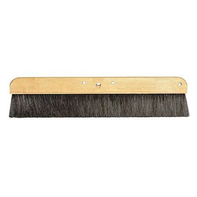 TOUGH GUY 1YXC9 Cement Finishing Brush, Black,24 In