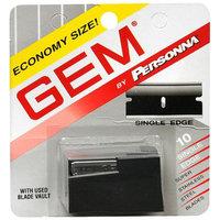 Personna Gem Stainless Steel Single Edge Razor Blades