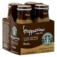 Starbucks Coffee Starbucks Frappuccino Mocha Coffee Drink 9.5 oz