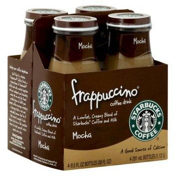 Starbucks Coffee Starbucks Frappuccino Mocha Coffee Drink 9.5 oz