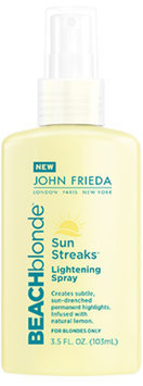 John Frieda Beach Blonde Sun Streaks Lightening Spray