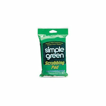 Simple Green Scrubbing Pads - scrubbing pad tray pack (Set of 24)