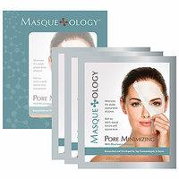 Masque*ology Pore Minimizing Masque With Mushroom Extract 3 Masks x 1.06 oz