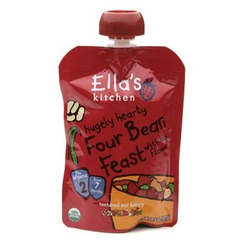 Ella's Kitchen Organic Baby Food