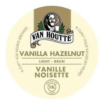 Eziba Van Houtte (Vanilla) Hazelnut Noisette Coffee K-Cups for Keurig Brewers 96 K-Cups