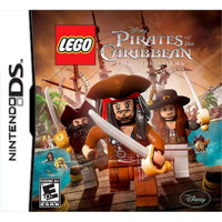 Disney LEGO Pirates of the Caribbean: The Video Game (Nintendo DS)
