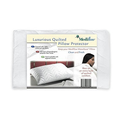 Chiroflow/Mediflow Quilted Pillow Cover Protector