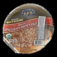 Lundberg Heat & Eat Organic Long Grain Brown Rice