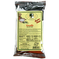 Chef Hans' Etouffee Mix, 3.5-Ounce Packages (Pack of 12)