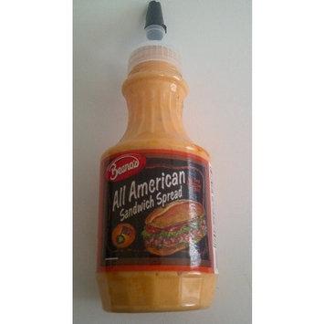 Beano's All American Sandwich Spread 8 Oz - Conroy Foods