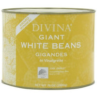 Divina Giant White Beans, 70-Ounces