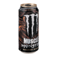Monster Energy Shake Muscle Coffee