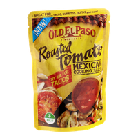 Old El Paso® Mexican Cooking Sauce Roasted Tomato Mild