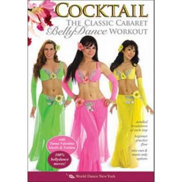 Cocktail: The Classic Cabaret BellyDance Workout (DVD)