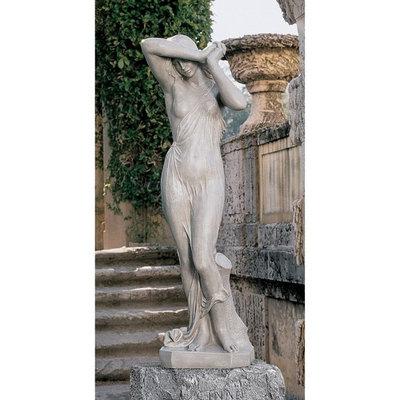 Design Toscano Phryne Before the Judges Statue