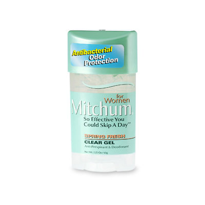 Mitchum for Women Clear Gel Antiperspirant & Deodorant