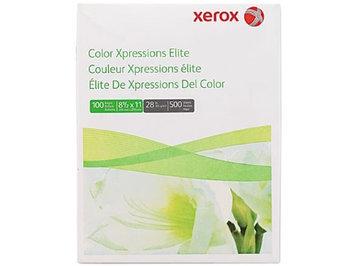 Xerox Color Xpressions Elite Paper, 100 Brightness, 8-1/2