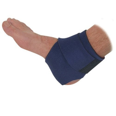 Trainers Choice Trainer's Choice Compression Ankle Wrap, Blue, One Size
