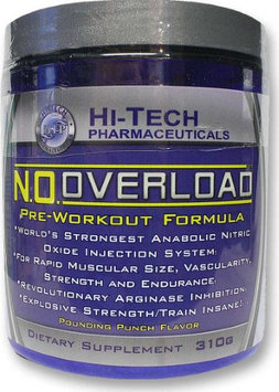 Hi-techpharmaceuticals Hi-Tech Pharmaceuticals N.O. Overload Pounding Punch - 310 g