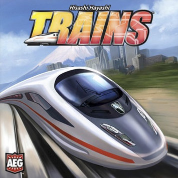 Publisher Services Inc Trains Board Game