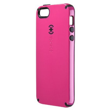 Speck Products Speck CandyShell Case for iPhone 5 - Raspberry Pink/Black