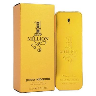 Men's 1 Million by Paco Rabanne Eau de Toilette Spray - 3.4 oz