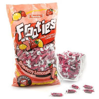 Tootsie Roll Frooties Strawberry Lemonade Fruit Flavored Chewy Candy 360 Count Bag