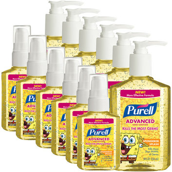 PURELL Advanced SpongeBob Splash Hand Sanitizer