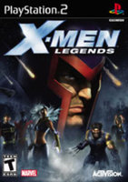 Activision X-Men: Legends GH