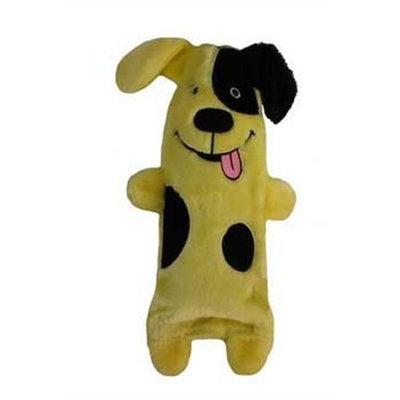 Kyjen Outward Hound 32056 Bottle Buddies Dog Plush Chew Toys Water Bottle, Large, Multicolor