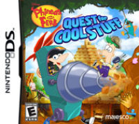 Majesco Phineas & Ferb Quest for Cool Stuff