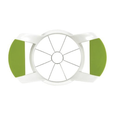 OXO Tot Apple Divider, White/Green (Discontinued by Manufacturer)