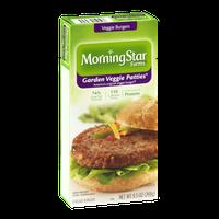 Morning Star Farms Garden Veggie Patties - 4 CT
