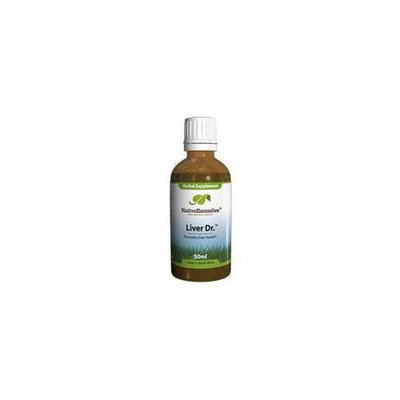 Native Remedies LIV003 Liver Dr. for Liver Health and Functioning - 50ml