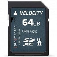 ProMaster Professional 128GB SDXC Velocity Memory Card