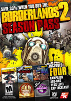 GearBox Software Borderlands 2 Season Pass