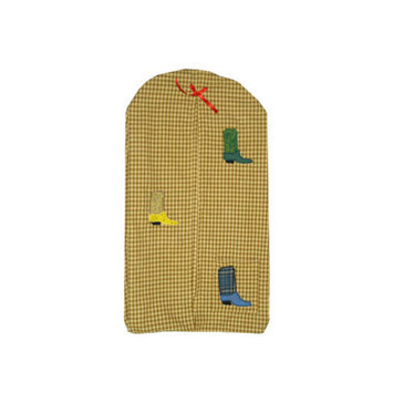 Patch Magic Boots Cotton Diaper Stacker