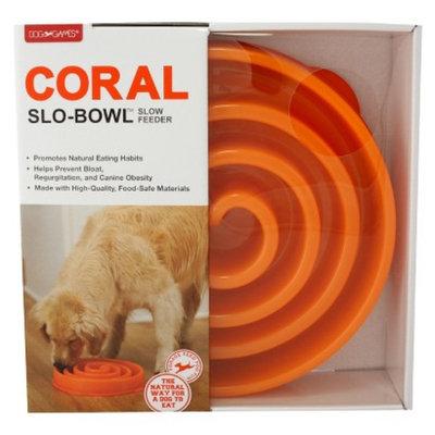 Kyjen Company Inc. Ecom Pet Bowl Dog Games Plastic