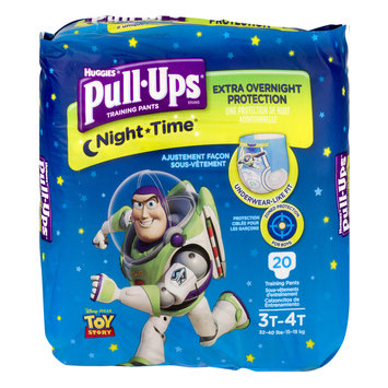 Pull-ups Night-Time Training Pants For Boys 3T-4T