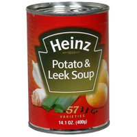 Heinz Soup, Potato & Leek , 14.1 oz (pack of 24 ) ( Value Bulk Multi-pack)