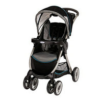 Graco FastAction Fold LX Stroller